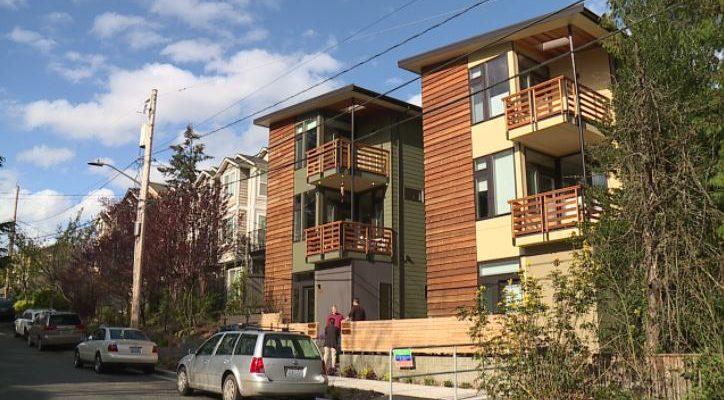 西雅圖年青人想當房主 流行雖未婚願合資購房