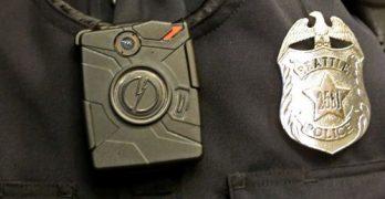 執法公開化 墨瑞簽行政命令 要求警員佩戴攝像頭