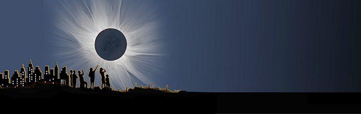 觀測日全蝕要注意眼睛