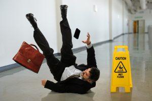 法律淺談:簡介滑倒跌傷的索償