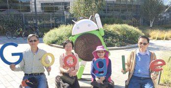 進入Google的世界 遊覽在加州的Google總部