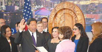 2017年是亞裔美國人 在政治上好的一年