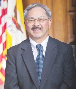舊金山市長李孟賢驟逝 杜爾肯代表故鄉發哀悼聲明