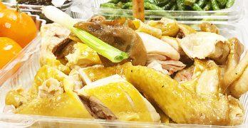 農曆新年餐的主角——雞