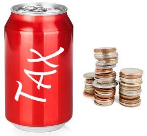 選民有望在今年普選中 決定是否禁收含糖飲料稅
