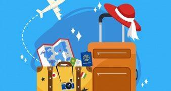得全球旅行的人 行李中要有哪些必需品?