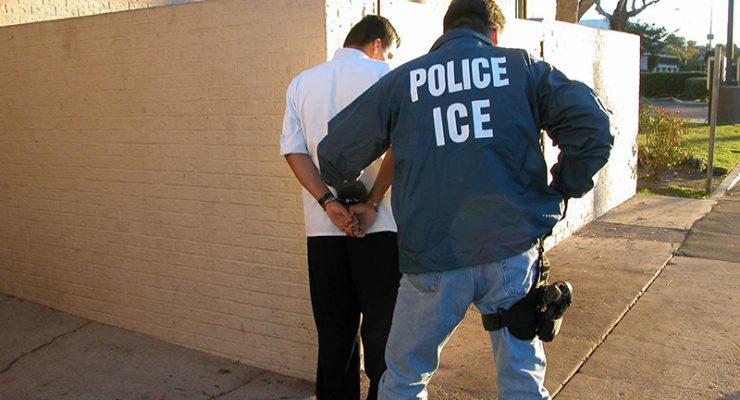 非法移民碰上國安部人員怎麼辦?