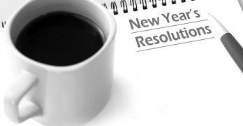 「一年的放鬆」是我的新年願望