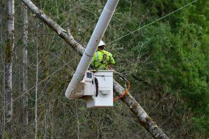 風暴再襲華州致數十萬民宅停電  部分校區停課