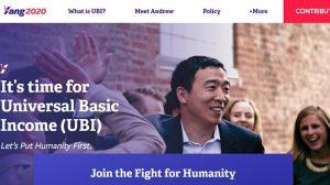 華人總統候選人楊安澤將於5月造訪西雅圖