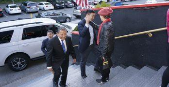 我見過總統參選人: Joe Biden, Andrew Yang 和 Jay Inslee