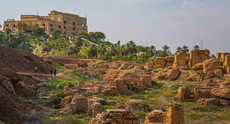 巴比倫古城終列入世界遺產