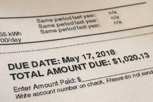 西雅圖電力局讀錶誤差大 居民收到天價賬單或將提訴