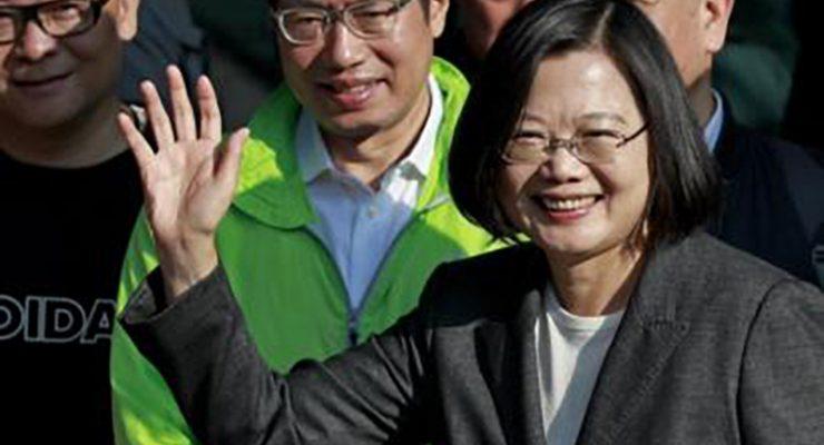 台灣大選後沉思看前程
