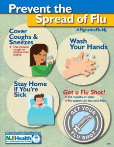 華州流感肆虐 19人確認死亡