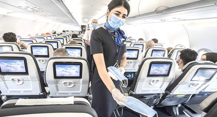 在疫情下美國航空公司座位安排和口罩政策總清單