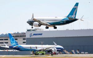 737MAX完成3日認證試飛  實現復飛或仍需1年