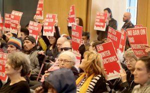 冬季驅趕租客禁令 獲西雅圖市議會投票通過