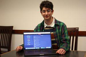 17歲天才少年創建疫情數據網受矚目 婉拒$800萬廣告 只想與蓋茨聊天