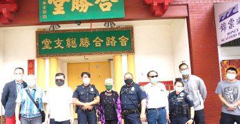 「撤資」是警察改革的正確用詞嗎? 西雅圖警長拜訪華埠尋求支持